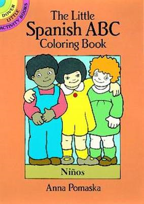 The Little Spanish ABC Coloring Book (BOK)