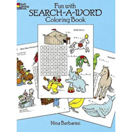 Fun with Search-a-Word Coloring Book (BOK)