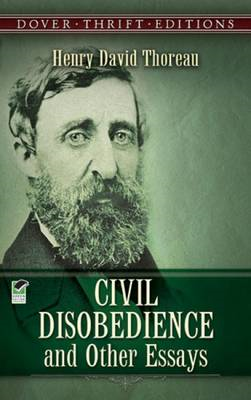 Civil Disobedience and Other Essays (BOK)