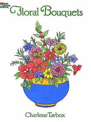 Floral Bouquets Colouring Book (BOK)