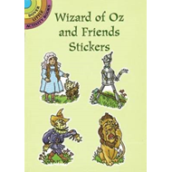 Wizard of Oz and Friends Stickers (BOK)