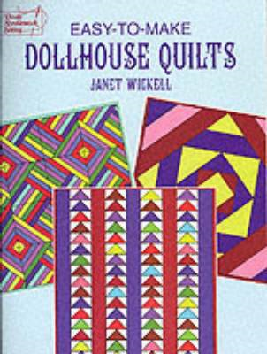 Make Dollhouse Quilts (BOK)