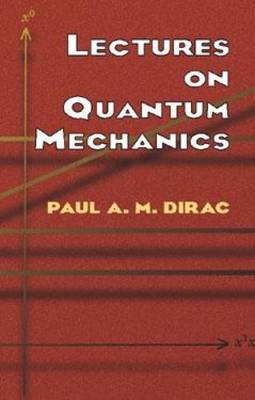 Lectures on Quantum Mechanics (BOK)