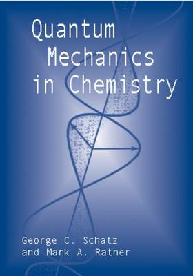 Quantum Mechanics in Chemistry (BOK)