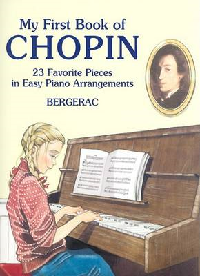 My First Book of Chopin (BOK)