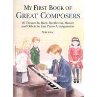 My First Book of Great Composers (BOK)