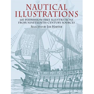 Nautical Illustrations: A Pictorial Archive from Nineteenth-Century Sources (BOK)