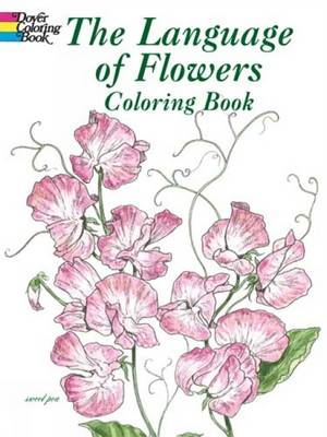 Language of Flowers Coloring Book (BOK)