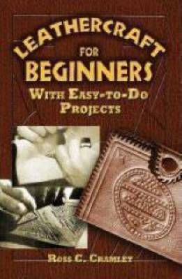 Leathercraft for Beginners (BOK)