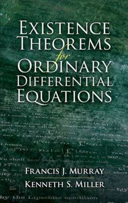 Existence Theorems for Ordinary Differential Equations (BOK)