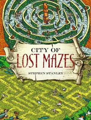 City of Lost Mazes (BOK)