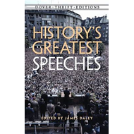 History's Greatest Speeches (BOK)