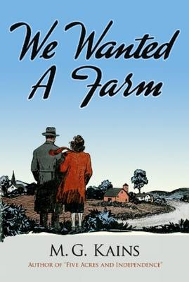 We Wanted a Farm (BOK)