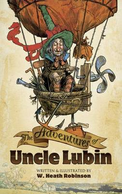 Adventures of Uncle Lubin (BOK)