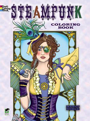 Steampunk Coloring Book (BOK)