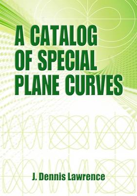 Catalog of Special Plane Curves (BOK)