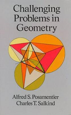 Challenging Problems in Geometry (BOK)