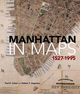 Manhattan in Maps 1527-2014 (BOK)