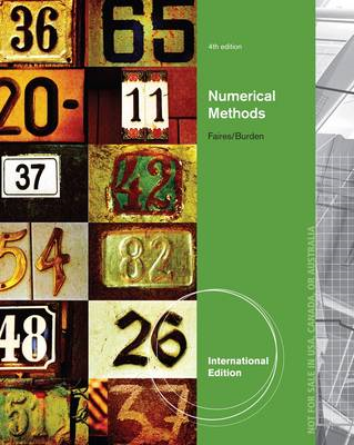 Numerical Methods (BOK)