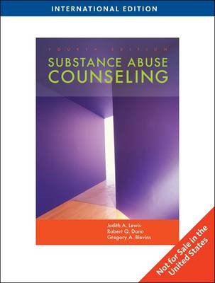 Substance Abuse Counseling (BOK)