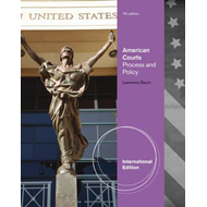 American Courts: Process and Policy (BOK)