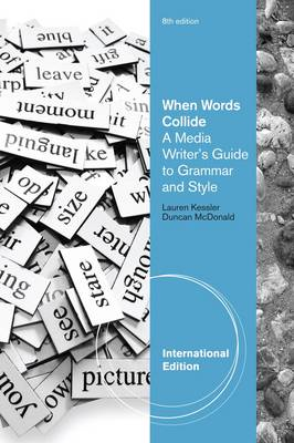 When Words Collide (BOK)