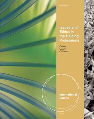 Issues and Ethics in the Helping Professions (BOK)