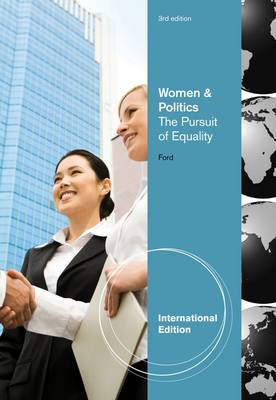Women and Politics: The Pursuit of Equality (BOK)