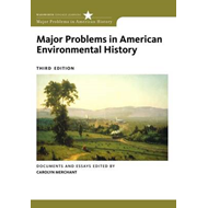 Major Problems in American Environmental History (BOK)