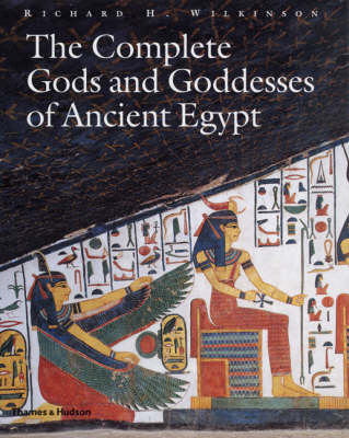The Complete Gods and Goddesses of Ancient Egypt (BOK)