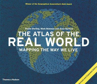 The Atlas of the Real World: Mapping the Way We Live (BOK)