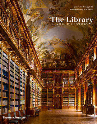 The Library - A World History (BOK)