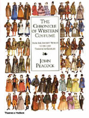 Chronicle of Western Costume (BOK)