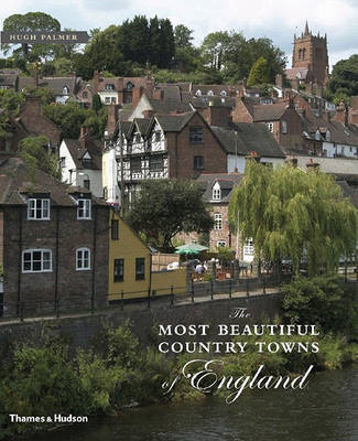 The Most Beautiful Country Towns of England (BOK)