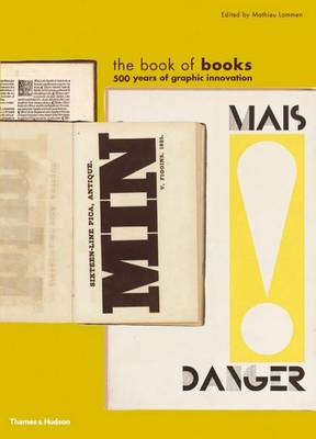 The Book of Books: 500 Years of Graphic Innovation (BOK)