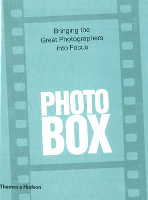 Photobox: Bringing the Great Photographers into Focus (BOK)