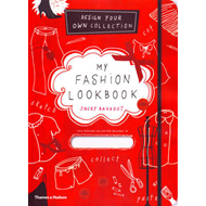 My Fashion Look Book (BOK)