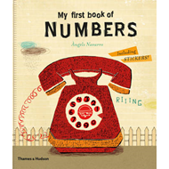 My First Book of: Numbers (BOK)