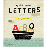 My First Book of: Letters (BOK)