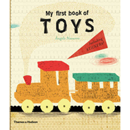 My First Book of: Toys (BOK)
