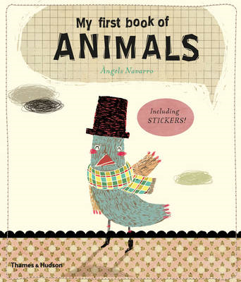 My First Book of: Animals (BOK)