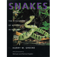 Snakes: The Evolution of Mystery in Nature (BOK)