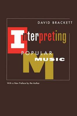 Interpreting Popular Music (BOK)