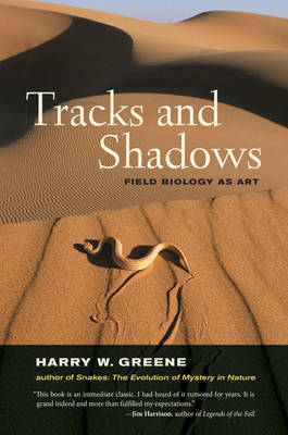 Tracks and Shadows (BOK)