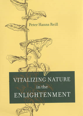 Vitalizing Nature in the Enlightenment (BOK)