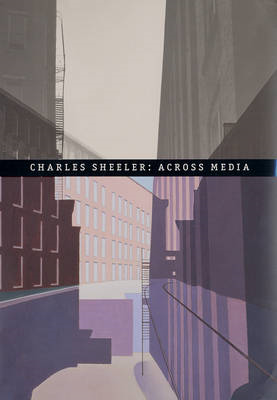 Charles Sheeler: Across Media (BOK)