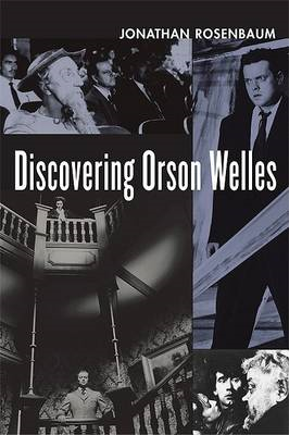 Discovering Orson Welles (BOK)