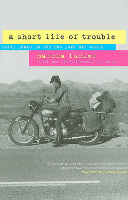 A Short Life of Trouble: Forty Years in the New York Art World (BOK)