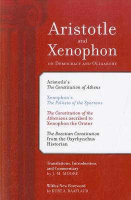 Aristotle and Xenophon on Democracy and Oligarchy (BOK)