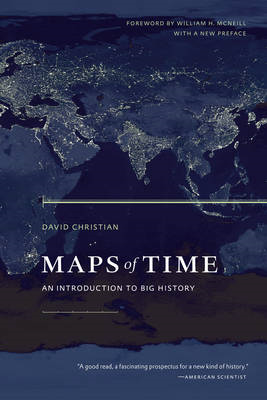 Maps of Time (BOK)